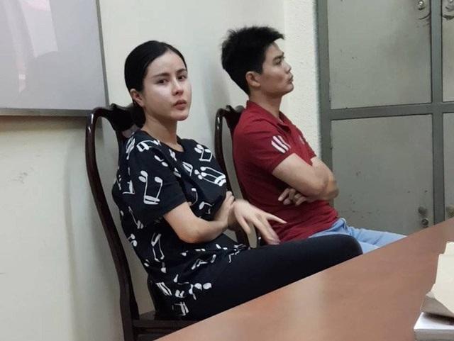 Trần Thị Hồng Trinh, là người tình cũng là người giúp sức tích cực cho Đạt trong việc xây dựng và điều hành hệ thống cờ bạc qua mạng
