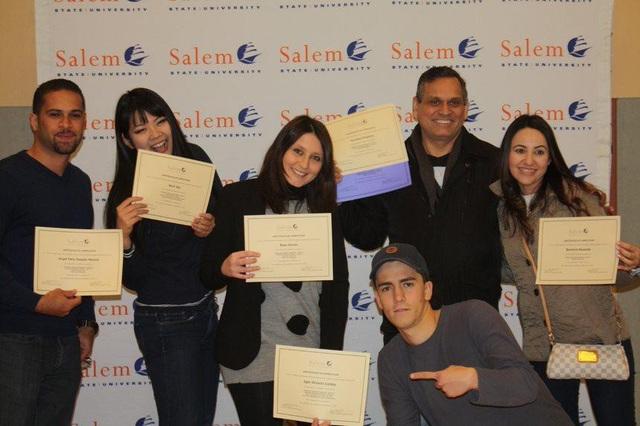 Học bổng hấp dẫn tại Salem State University, Massachusetts, Mỹ - 1