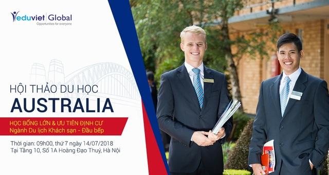 Du học Úc:  Chọn ngành học bổng lớn & Ưu tiên định cư - 3