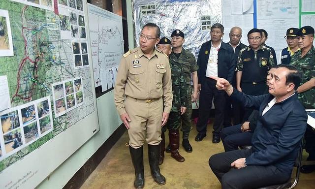 Toàn bộ 13 thành viên đội bóng Thái Lan được giải cứu khỏi hang - 8