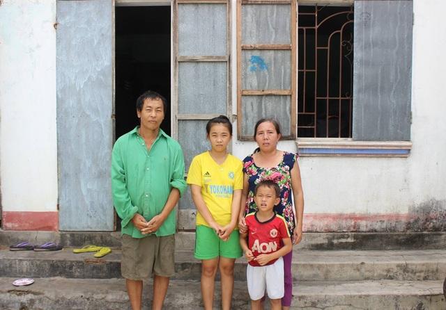 Gia đình anh Dũng có 4 người thì 3 người bị bệnh
