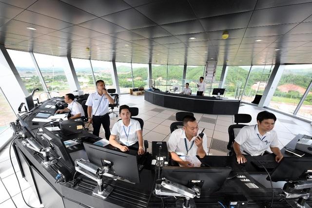 Đài kiểm soát không lưu