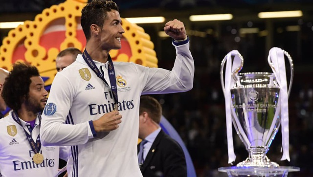 C.Ronaldo bóng gió ra đi sau trận chung kết Champions League 2017/18