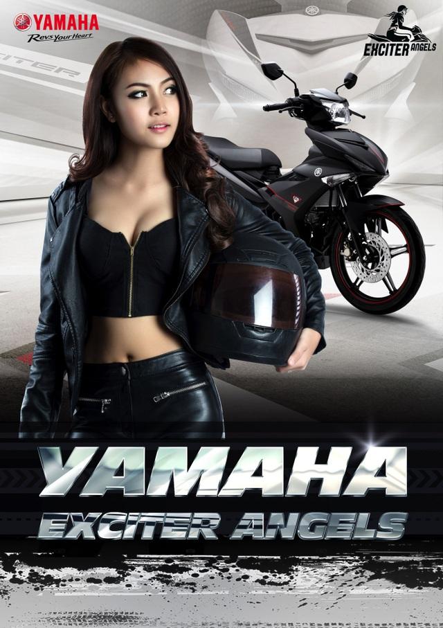 Cơ hội thỏa mãn đam mê cho những cô nàng cá tính với Yamaha Exciter Angels - 2