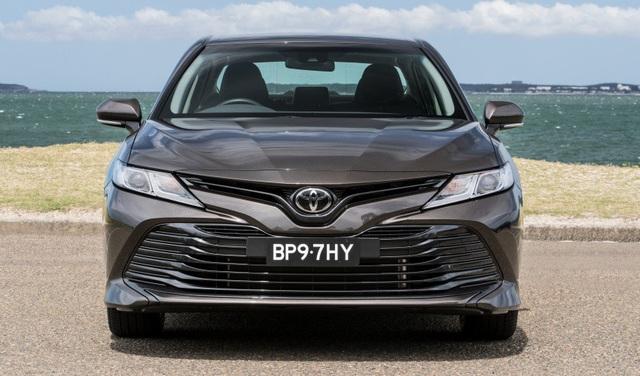 Toyota Camry 2019 xuất hiện tại Thái Lan - 2