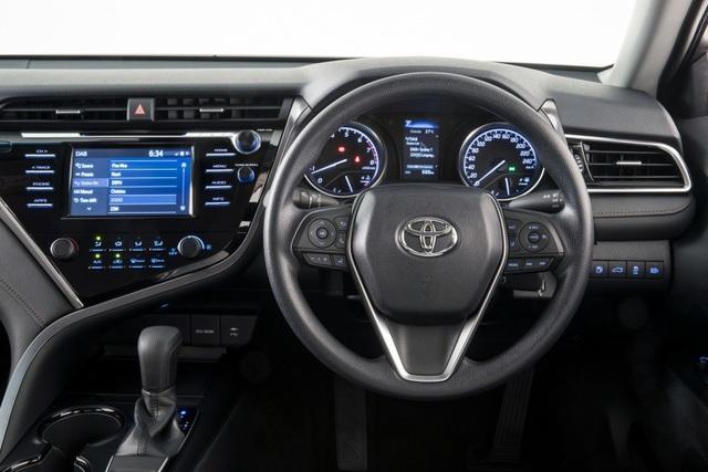 Toyota Camry 2019 xuất hiện tại Thái Lan - 7