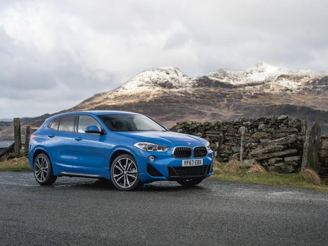 """""""BMW X2 giống xe hatchback hơn là SUV"""" - 1"""