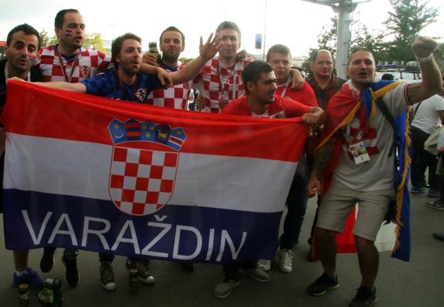 Đội bóng của họ đang có cơ hội lần đầu tiên trong lịch sử vô địch World Cup
