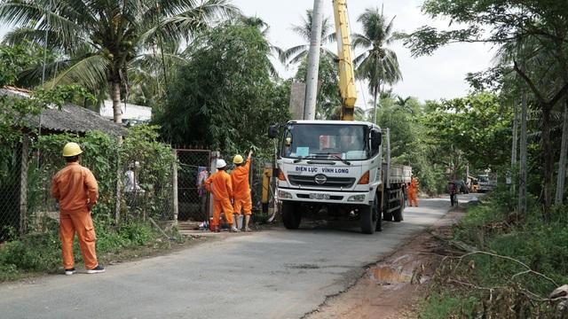 EVN SPC triển khai nhiều phương án diễn tập phòng chống thiên tai và tìm kiếm cứu nạn tại các tỉnh phía Nam