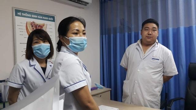Bác sĩ người Trung Quốc hành nghề tại Phòng khám nhưng chưa đăng ký với Sở Y tế