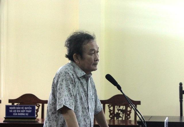 Bị cáo Nguyễn Hoàng Năm tại phiên tòa phúc thẩm