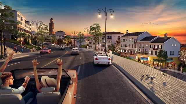 """Shophouse Địa Trung Hải – tâm điểm du lịch – """"đòn bẩy"""" kinh tế - 1"""