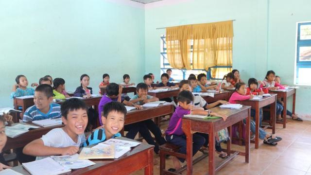 Lớp học hè bổ ích, giúp các em tránh xa khỏi các trò chơi nguy hiểm cũng như hiểm họa đuối nước, game…