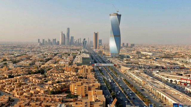 Saudi Arabia là nền kinh tế lớn nhất thế giới Arab - Ảnh: Reuters.