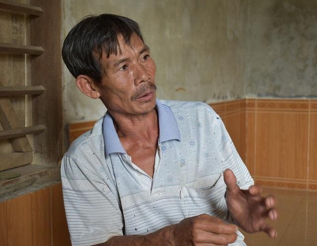 Tuy nhiên thực tế, anh Hải đang sinh sống cùng gia đình tại địa phương