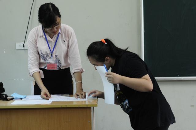 Nghi vấn điểm cao bất thường tại Hà Giang, HV Ngân hàng khẳng định, đơn vị mình hoàn toàn làm đúng quy trình. (Ảnh: Minh họa).