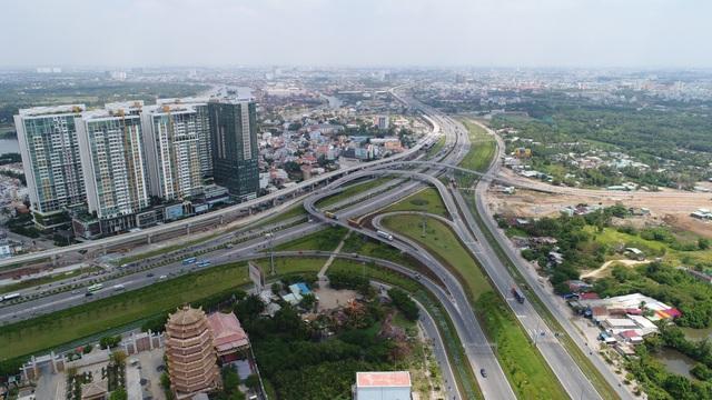 Bất động sản khu Đông đang phát triển rầm rộ cùng hạ tầng được đầu tư lớn