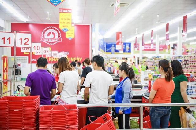 Ngoài việc mua sắm, người dân còn có nhu cầu trải nghiệm nhiều tiện ích hơn nữa
