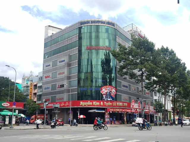 """Trước khi bị phát hiện """"lách"""" thuế hơn 148 tỷ đồng thì công ty con của Công ty Cổ phần thương mại Nguyễn Kim đã từng ra tòa tranh chấp với một lao động nữ số tiền hơn 11 triệu đồng. Ảnh: Đại Việt"""