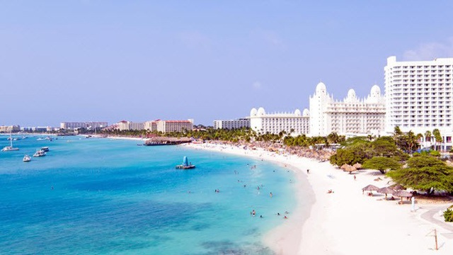 25 bãi biển đẹp siêu tưởng, phải đến tận nơi mới tin là có thật - 13