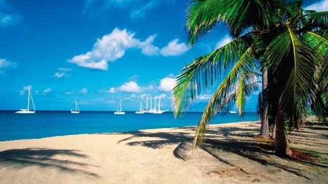 25 bãi biển đẹp siêu tưởng, phải đến tận nơi mới tin là có thật - 25