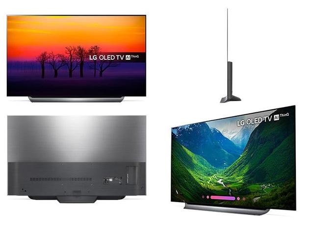Hai mẫu TV OLED của LG đang đứng đầu bảng xếp hạng của Cnet - 4
