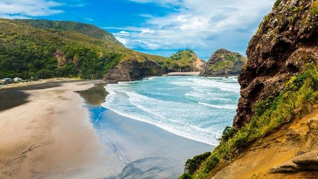 25 bãi biển đẹp siêu tưởng, phải đến tận nơi mới tin là có thật - 9