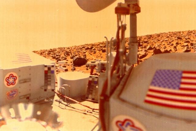 NASA có thể đã phát hiện và vô tình phá hủy bằng chứng về chất hữu cơ trên sao Hỏa? - 1