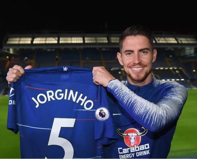 Chelsea đón Jorginho với giá 65 triệu euro