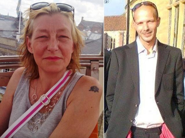 Hai công dân Anh nghi bị trúng độc thần kinh Novichok. (Ảnh: Independent)