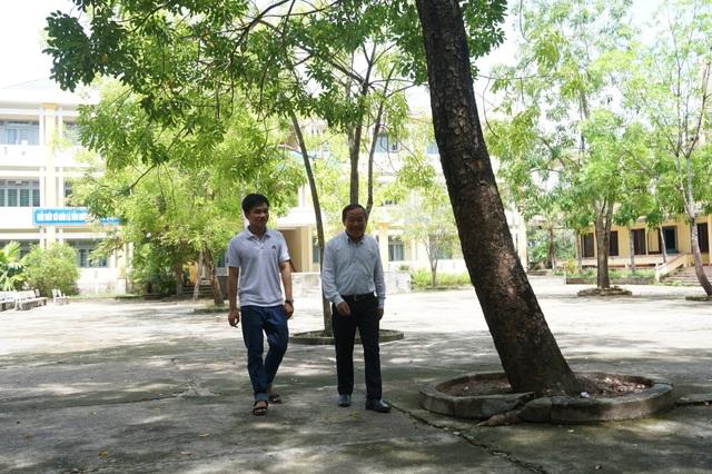 Gia đình, nhà trường tự hào với thành tích Phạm Phú Phong đạt được