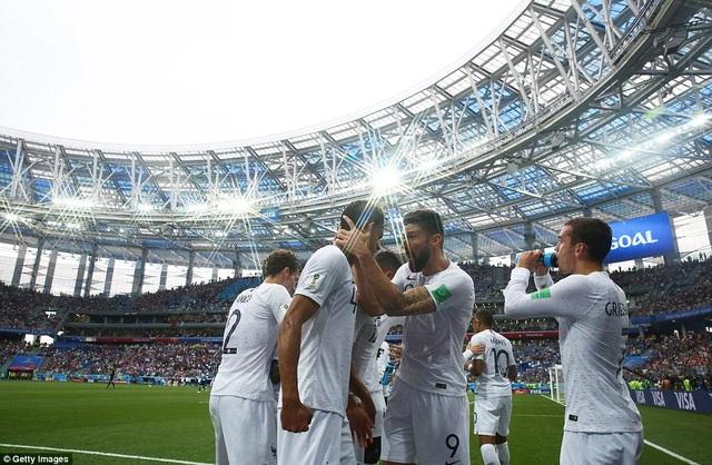 Quốc Vượng đánh giá rất cao đẳng cấp của đội tuyển Pháp