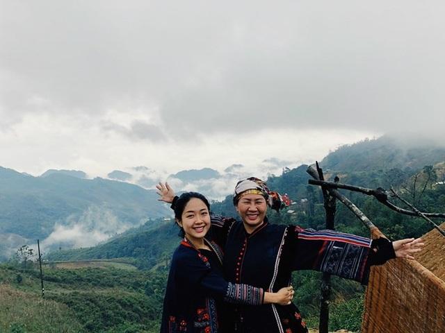 Những hành trình giúp Vương Anh khám phá được những vẻ đẹp của thiên nhiên, con người Việt Nam