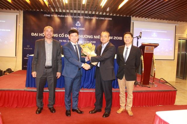 Ông Hồ Hồng Hà được bầu làm thành viên HĐQT công ty
