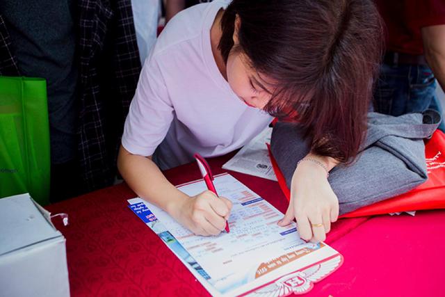 Thí sinh đăng ký xét tuyển ĐH bằng học bạ