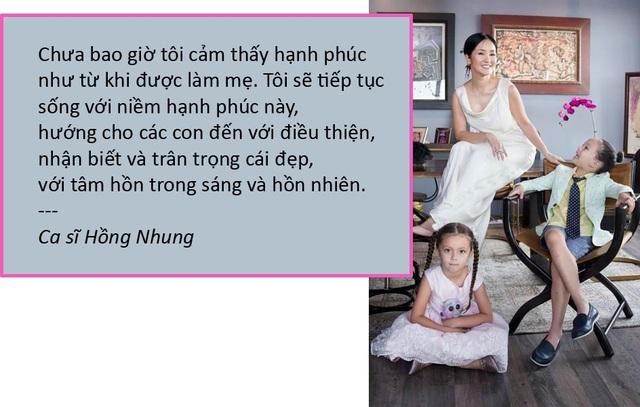 Xem thêm: Cuộc sống của Diva Hồng Nhung sau khi ly hôn chồng Tây ra sao?