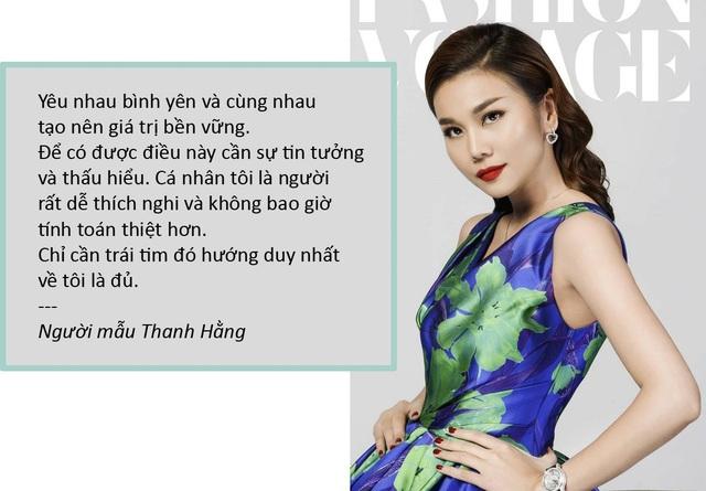 """Xem thêm: Thanh Hằng tiết lộ nghi vấn """"người tình bí ẩn"""" bị Hồ Ngọc Hà giấu mặt"""