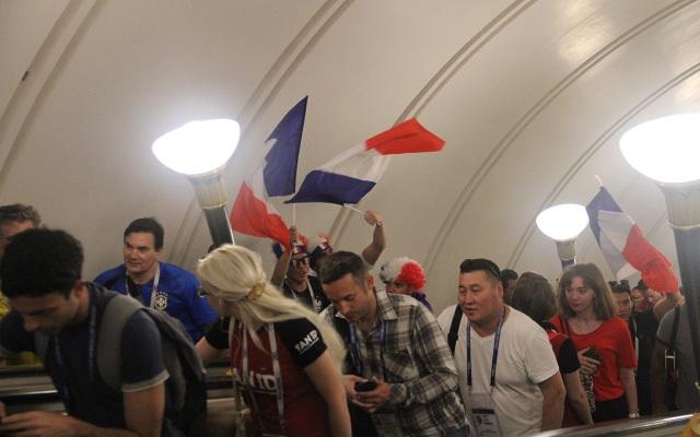 Người Pháp thắng về mặt chuyên môn