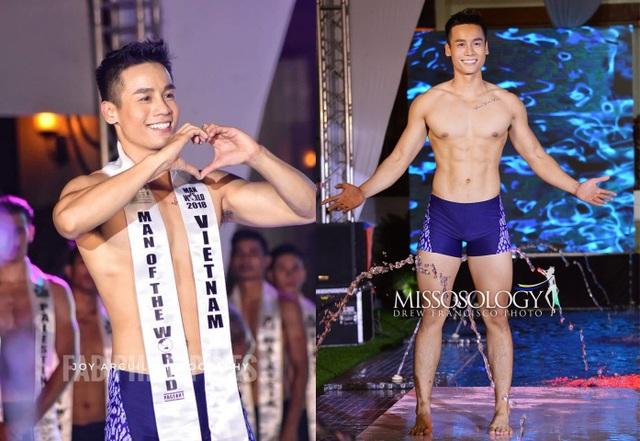 Cao Xuân Tài đến từ TP Đà Nẵng, sinh năm 1995, sở hữu thể hình săn chắc với chiều cao 1.82m, cân nặng 75 kg. Anh tốt nghiệp trường Đại học Thể Dục Thể Thao Đà Nẵng, là huấn luyện viên thể hình và là người mẫu tự do.