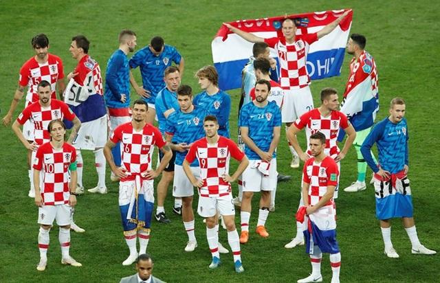 Croatia gây ấn tượng bởi lối chơi quả cảm ở World Cup 2018
