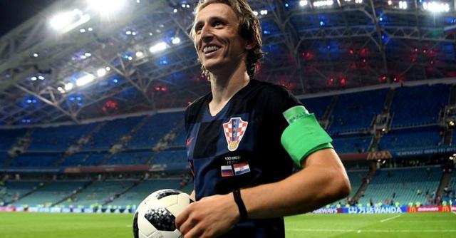Modric xứng đáng nhận quả bóng vàng World Cup 2018