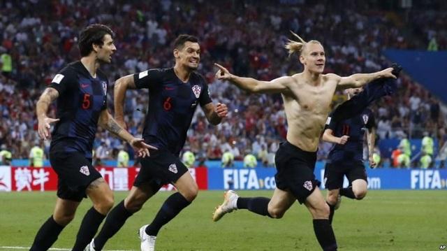 Đội tuyển Croatia vẫn xứng đáng được ngợi ca khi họ tiến vào chung kết