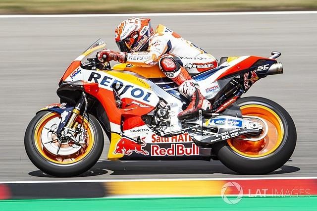 Thắng dễ ở chặng 9, Marquez có chiến thắng thứ 9 tại Sachsenring - 3