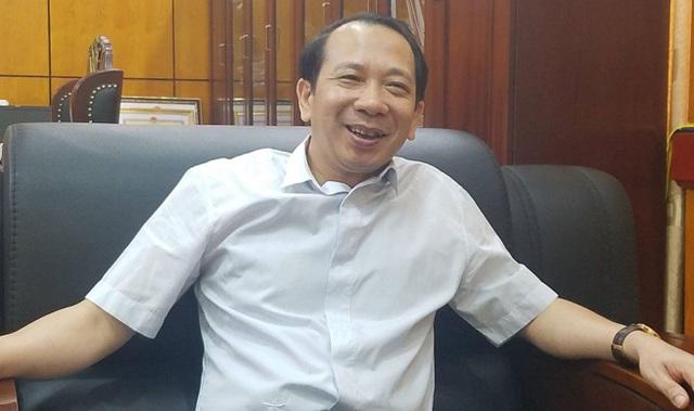Ông Trần Đức Quý - Phó chủ tịch UBND tỉnh Hà Giang. (Ảnh: N.S).