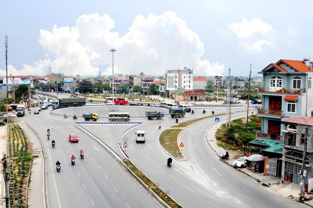 BĐS TP Uông Bí đang trên đà bứt phá mạnh mẽ trong năm 2018