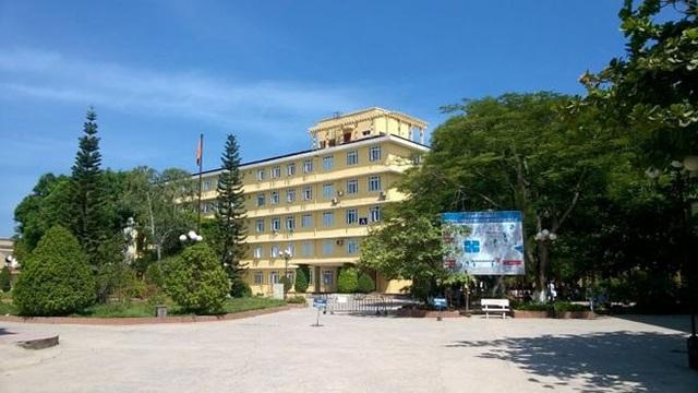 Bệnh viện Phụ sản Thanh Hóa, nơi xảy ra vụ trao nhầm con năm 2012