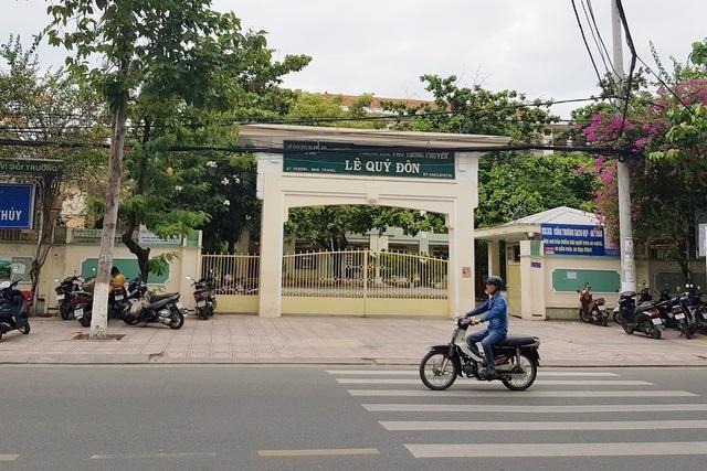 Trường THPT Chuyên Lê Quý Đôn cũ (TP Nha Trang, Khánh Hòa)