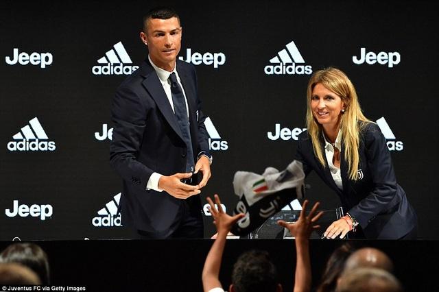 Ngôi sao người Bồ Đào Nha vẫn khao khát danh hiệu cùng Juventus