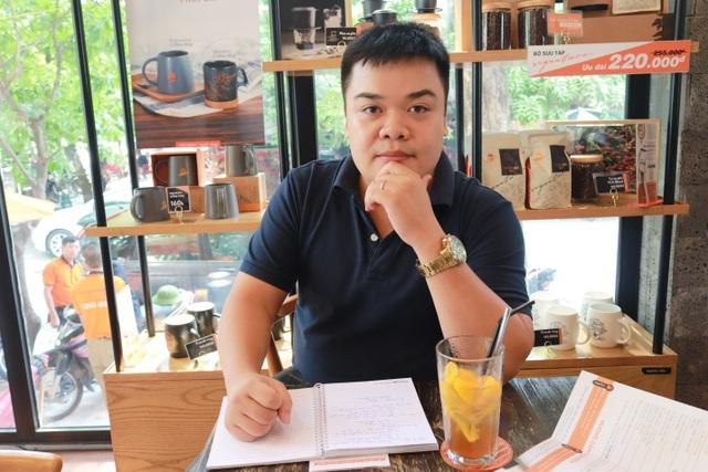 Chàng trai trẻ sinh năm 1990, Bạch Ngọc Toàn.
