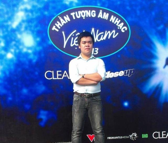 Bạch Ngọc Toàn còn sở hữu tài năng ca hát và lọt Top 150 Vietnam Idol năm 2013.